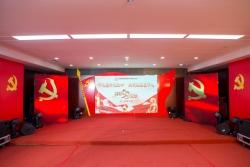 庆祝建党99周年暨七一表彰大会